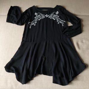 Xhilaration shift boho dress